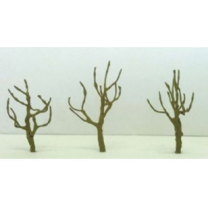 "Wee Scapes Architectural Model 1/2"" Round Head Armature 4-Pack"