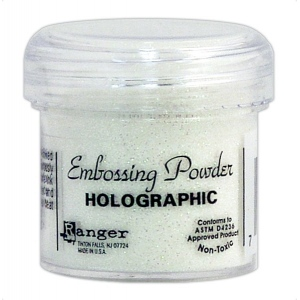 Ranger Embossing Powders: Specialty 1, Holographic