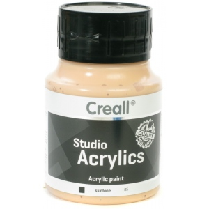 American Educational Creall Studio Acrylics: 500 ml, 85 Skintone