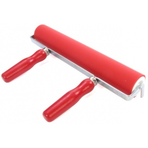 American Educational ABIG Ink Roller Aluminum Core and Beechwood Handle