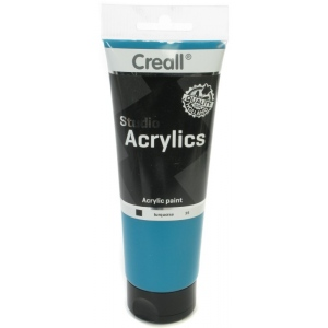 American Educational Creall Studio Acrylics Tube: 250 ml, 35 Turquoise