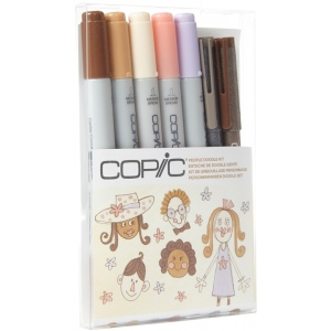 Copic® Ciao Doodle Kit