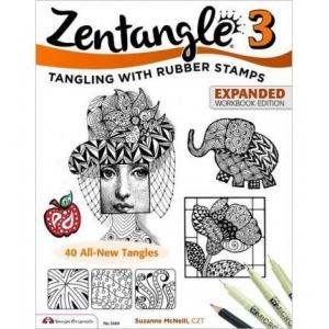 Design Originals - Books - Zentangle 3 - Expanded Workbook