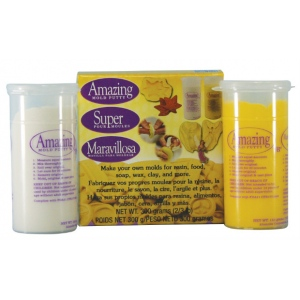 Alumilite Amazing Mold Putty: 300 g, Mold Materials, (model ALM10570), price per each