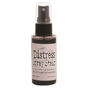 Ranger - Tim Holtz - Distress Spray Stains - Milled Lavender