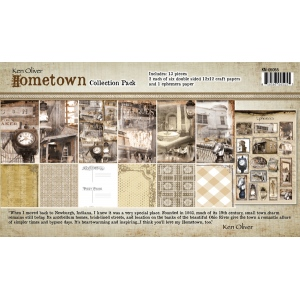 Ken Oliver - Hometown - Collection Pack 12x12