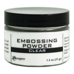 Ranger - Embossing Powder - Clear