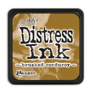 Tim Holtz - Distress Mini Ink Pad - Open Stock - Brushed Corduroy