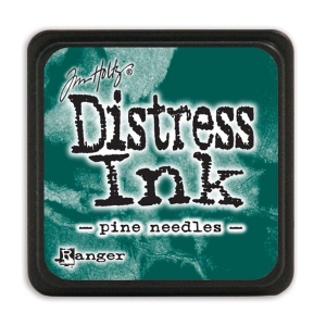Tim Holtz - Distress Mini Ink Pad - Open Stock - Pine Needles