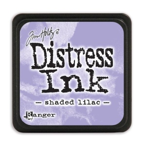 Tim Holtz - Distress Mini Ink Pad - Open Stock - Shaded Lilac