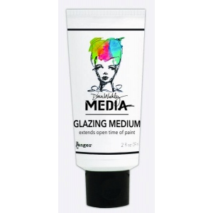Ranger - Dina Wakley Media - Glazing Medium 2 oz. Tube