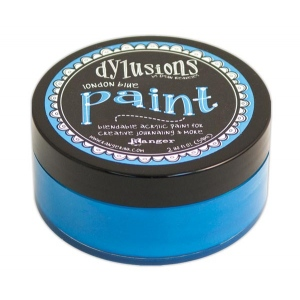 Ranger - Dyan Reaveley - Dylusions - Acrylic Paint - London Blue