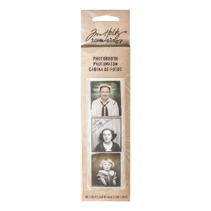 Advantus - Tim Holtz - Ideaology - Photobooth