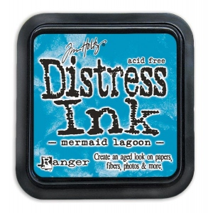 Tim Holtz - Distress - March Color Of The Month - Mermaid Lagoon - Distress Ink Pad