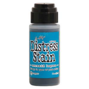 Tim Holtz - Distress - March Color Of The Month - Mermaid Lagoon - Distress Stain