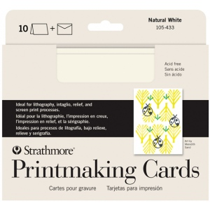 Strathmore® Full Size Printmaking Cards