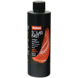 Jacquard SolarFast ™ Dye 8 oz Bottle