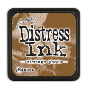 Tim Holtz - Distress Mini Ink Pad - Open Stock - Vintage Photo