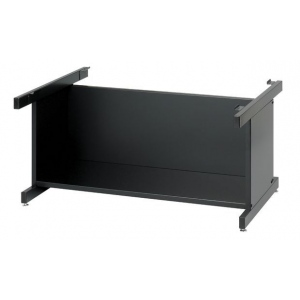 "Safco Steel Flat File: High Base, Black, 20"" x 40 3/8"" x 29 3/8"""