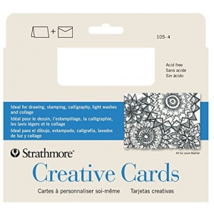 Strathmore® Palm Beach/Plain Edge Creative Cards