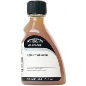 Winsor & Newton™ Liquin™ Original Medium 500ml: 500 ml, Oil Alkyd, (model 3249751), price per each