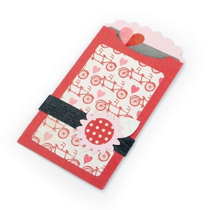 Sizzix - Bigz XL Die - Gift Card Holder #2 by Echo Park Paper Co.
