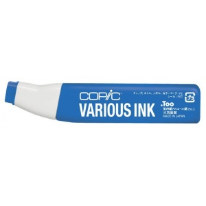 Copic® Various Royal Blue Ink: Blue, Alcohol-Based, Refillable, (model B28-V), price per each