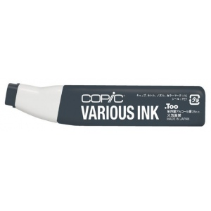 Copic® Various Cool Gray No. 9 Ink: Black/Gray, Alcohol-Based, Refill