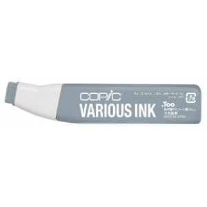 Copic® Various Cool Gray No. 5 Ink: Black/Gray, Alcohol-Based, Refill, (model C5-V), price per each