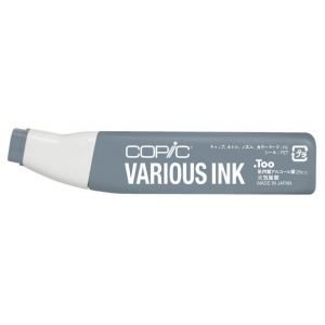 Copic® Various Cool Gray No. 6 Ink: Black/Gray, Alcohol-Based, Refill, (model C6-V), price per each