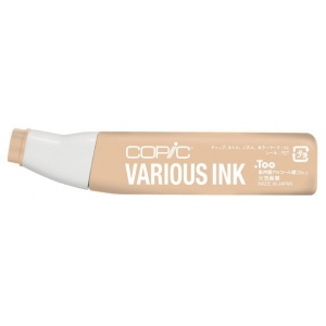 Copic® Various Chamois Ink: Brown, Alcohol-Based, Refill, (model E35-V), price per each