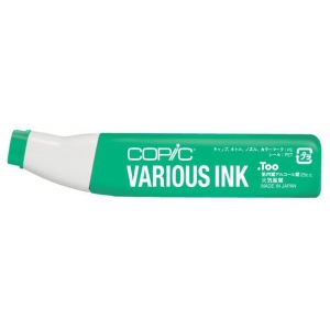 Copic® Various Forest Green Ink: Green, Alcohol-Based, Refill, (model G17-V), price per each
