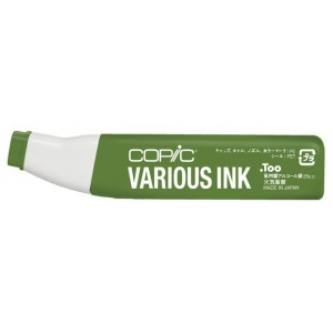 Copic® Various Olive Ink: Green, Alcohol-Based, Refill, (model G99-V), price per each