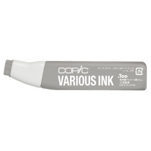 Copic® Various Toner Gray No. 5 Ink: Black/Gray, Alcohol-Based, Refill