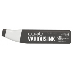 Copic® Various Toner Gray No. 9 Ink: Black/Gray, Alcohol-Based, Refillable