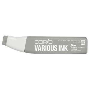 Copic® Various Warm Gray No. 5 Ink: Black/Gray, Alcohol-Based, Refill, (model W5-V), price per each