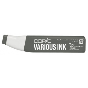 Copic® Various Warm Gray No. 8 Ink: Black/Gray, Alcohol-Based, Refill