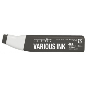 Copic® Various Warm Gray No. 9 Ink: Black/Gray, Alcohol-Based, Refill