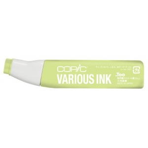 Copic® Various Salad Ink: Green, Alcohol-Based, Refill