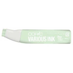 Copic® Various Pale Green Ink: Green, Alcohol-Based, Refill, (model YG41-V), price per each
