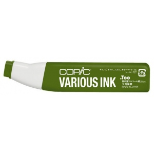 Copic® Various Marine Green Ink: Green, Alcohol-Based, Refill, (model YG99-V), price per each