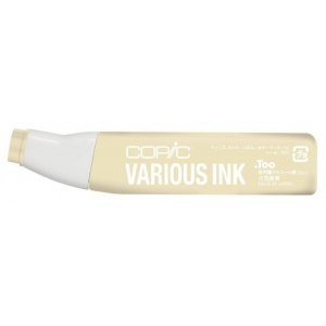 Copic® Various Ivory Ink: White/Ivory, Alcohol-Based, Refill, (model E81-V), price per each