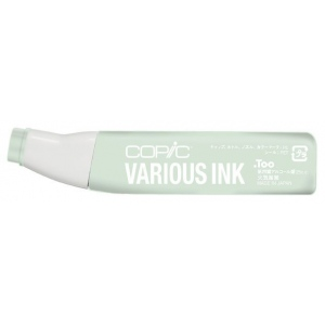 Copic® Various Pale Moss Ink: Green, Alcohol-Based, Refill, (model YG61-V), price per each