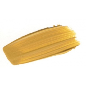 Golden® Heavy Body Acrylic 2 oz. Yellow Ochre: Yellow, Tube, 2 oz, 59 ml, Acrylic, (model 0001407-2), price per tube