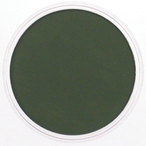 PanPastel® Ultra Soft Artists' Painting Pastel Chromium Oxide Green Extra Dark: Green, Pan, Ultra Soft, (model PP26601), price per each