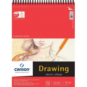 Canson® Foundation Series Foundation Drawing Pad
