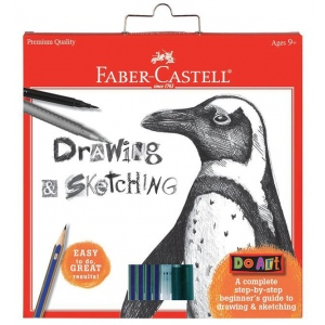 Faber-Castell Do Art Drawing & Sketching Pencil Set