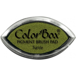 Clearsnap - ColorBox Classic Pigment Cats Eye Inkpad - Turtle