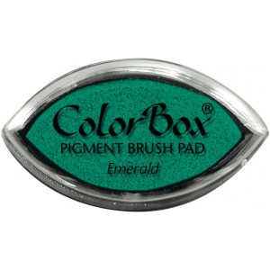 Clearsnap - ColorBox Classic Pigment Cats Eye Inkpad - Emerald