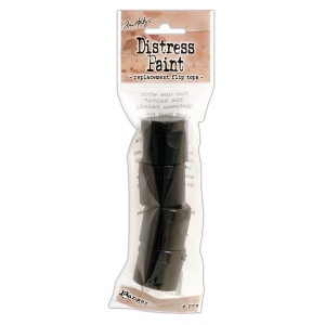 Tim Holtz - Distress -  Replacement Flip Tops for Acrylic Paint